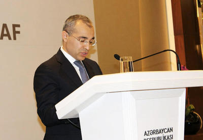Микаил Джаббаров: Минналогов Азербайджана изучит применение технологии блокчейн