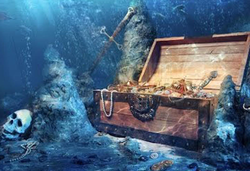 8 самых ужастных вещей, найденных в океане