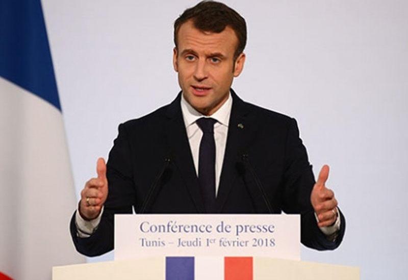 Макрон заявил, что коллективная безопасность Европы не будет доверена третьим странам