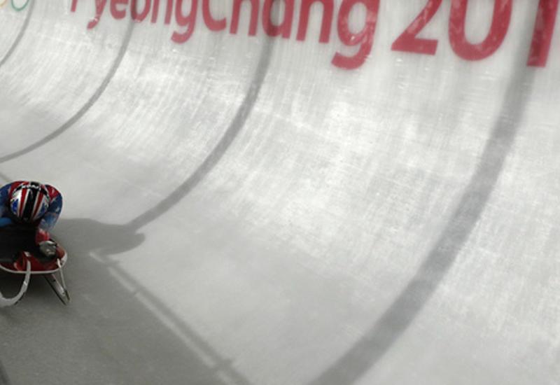 На Олимпиаде-2018 американка вылетела из саней на скорости 110 километров в час