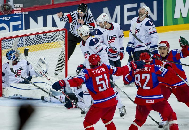 Канадские и американские хоккеистки подрались в конце матча на Олимпиаде