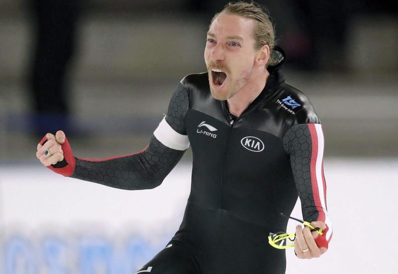 Канадский конькобежец установил рекорд на Зимних Олимпийских играх