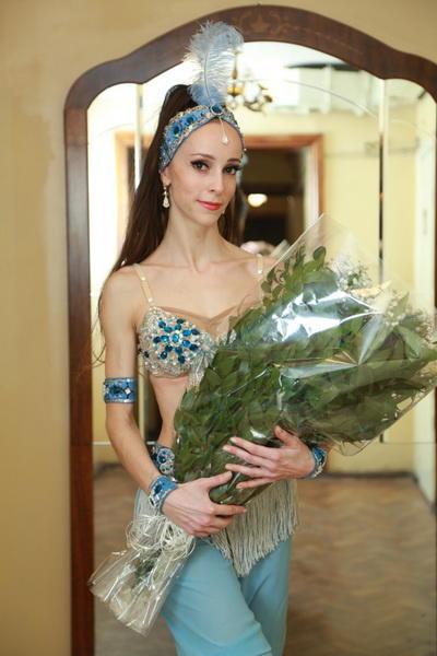 Балет Римского-Корсакова «Шахерезада» покорил бакинских зрителей