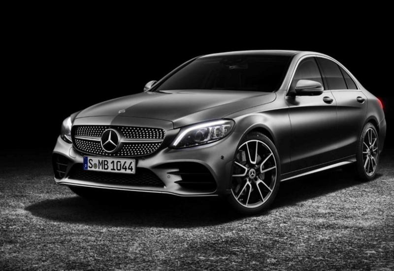"Mercedes-Benz обновил модель C-Class <span class=""color_red"">- ФОТО</span>"