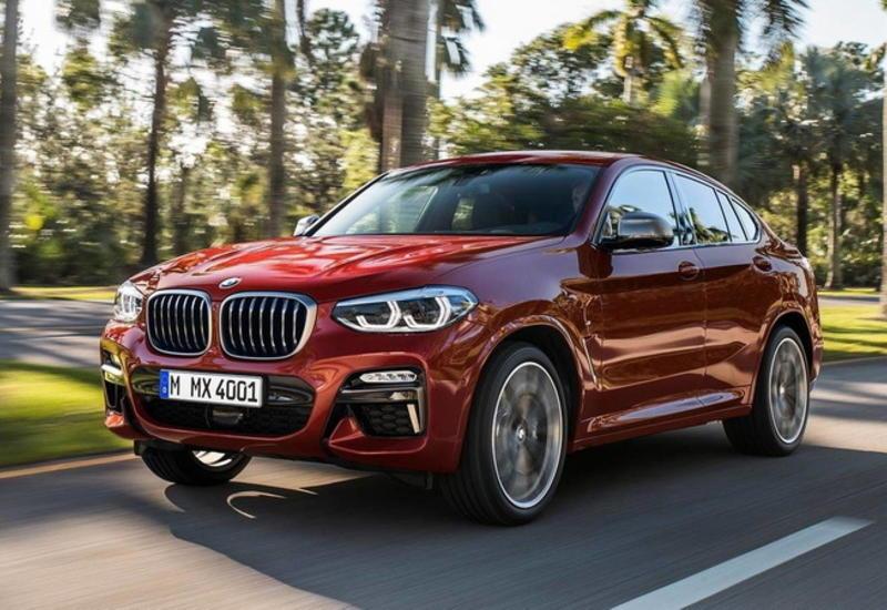 """Новое поколение BMW X4 представлено официально <span class=""""color_red"""">- ФОТО</span>"""