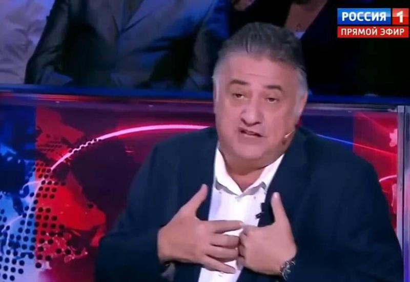 Горлопан Багдасаров призвал армян к войне с Турцией