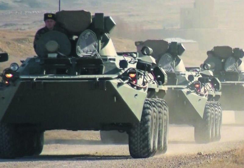 "Ordumuzun yeni hərbi texnıkası <span class=""color_red"">- FOTO</span>"