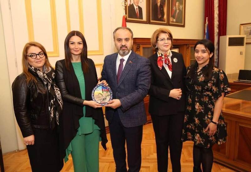 """Türkiyədə Azərbaycan küçəsi və Qarabağ parkı salınacaq <span class=""""color_red""""> - FOTO</span>"""