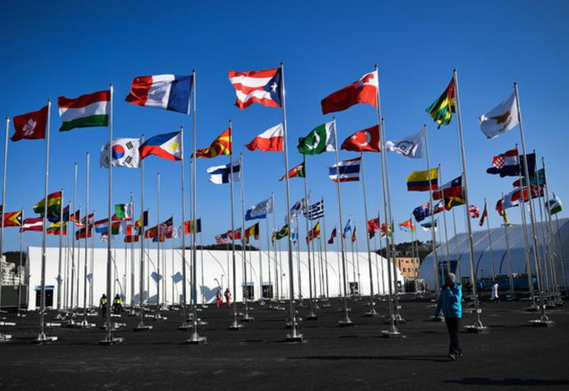 Транспортное сообщение на Олимпиаде парализовала гигантская пробка