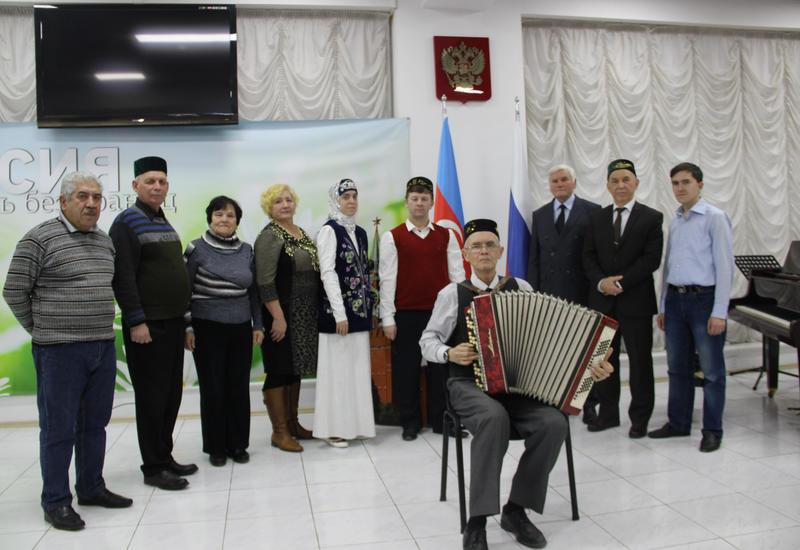 """В Баку отметили 112-летие татарского поэта Мусы Джалиля <span class=""""color_red"""">- ФОТО</span>"""