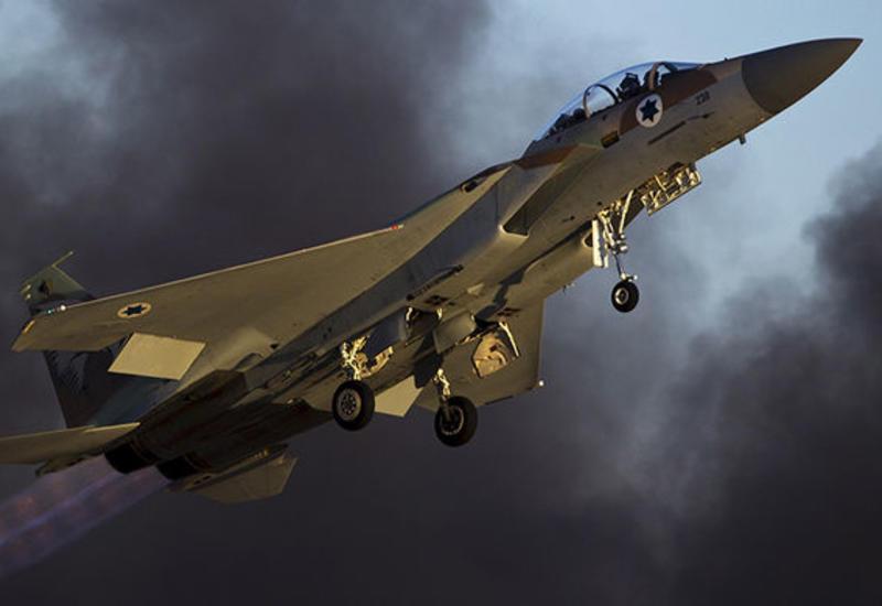 ВВС Израиля нанесли удары по шести целям в секторе Газа