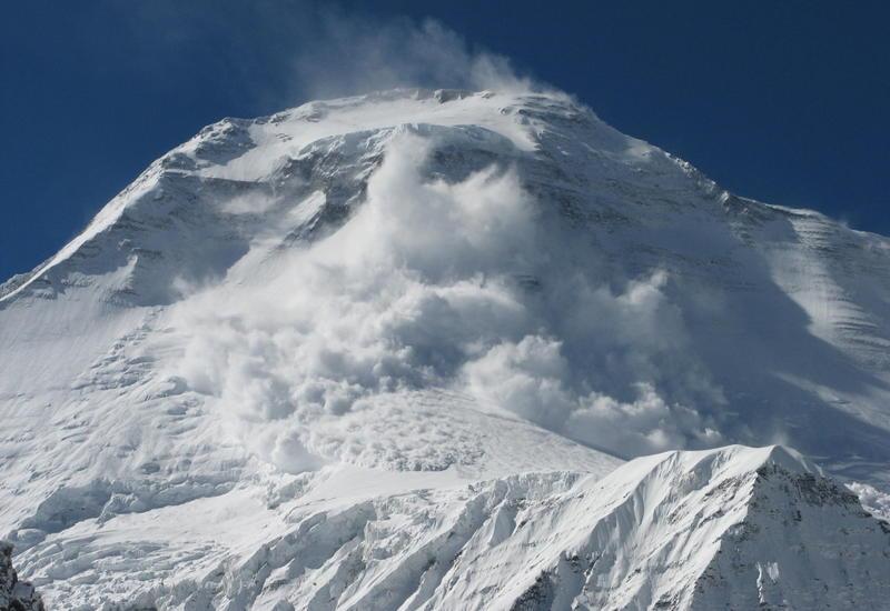 Обвал в горах Франции: погибли отец и дочь