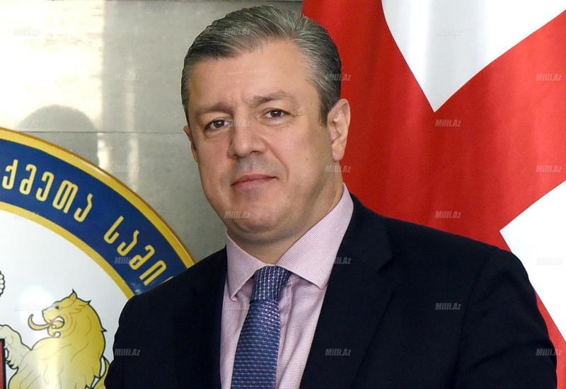 """Baş nazir: """"Bakı-Tbilisi-Qars dəmir yolu regiona yeni dinamika gətirib"""""""