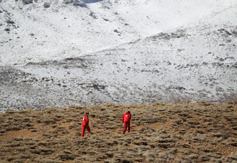 Иранские спасатели обнаружили фюзеляж разбившегося самолета