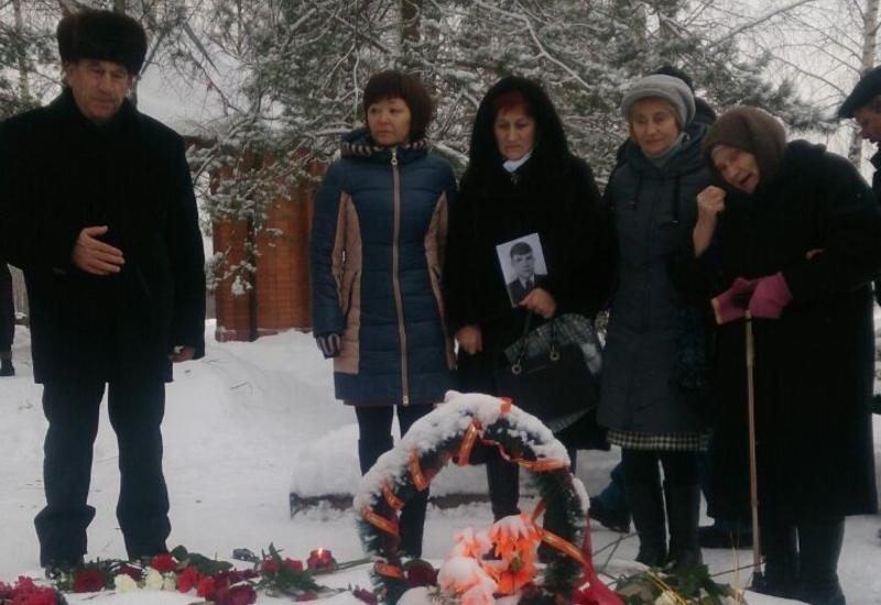 """В России найдена могила азербайджанца, погибшего во время Великой Отечественной войны <span class=""""color_red"""">- ФОТО</span>"""