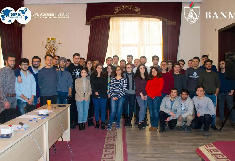 Студенты БВШН стали победителями интеллектуальной игры PetroBowl в Азербайджане