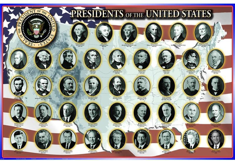"""Кого американцы считают лучшим президентом США? <span class=""""color_red"""">- ИССЛЕДОВАНИЕ</span>"""
