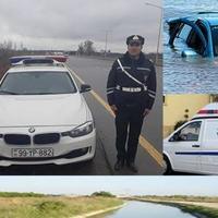 """Героический поступок азербайджанских полицейских: бросились в воду и спасли мать с младенцем <span class=""""color_red"""">- ПОДРОБНОСТИ - ВИДЕО</span>"""