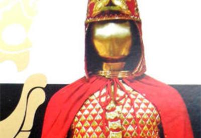 """Знаменитого «Золотого человека» можно будет увидеть в Азербайджане <span class=""""color_red"""">- ФОТО</span>"""