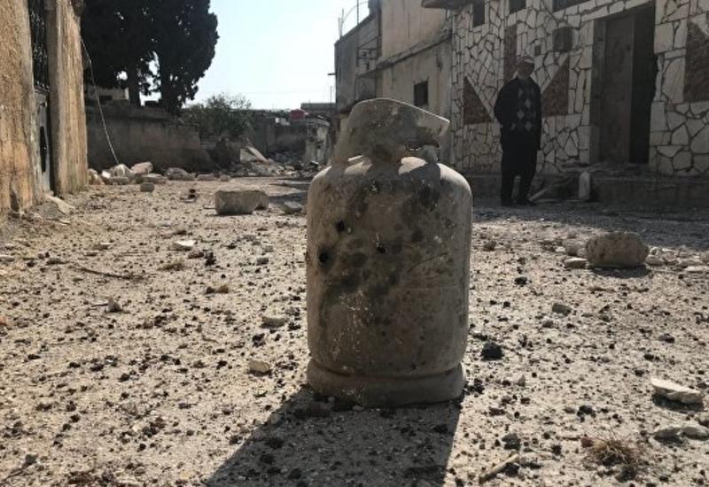 Сирийские ополченцы вошли в Африн