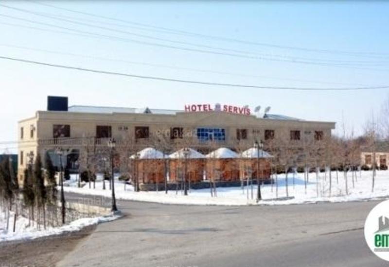 """Şəkidə 1.750.000 manata otel satılır <span class=""""color_red"""">- FOTO</span>"""