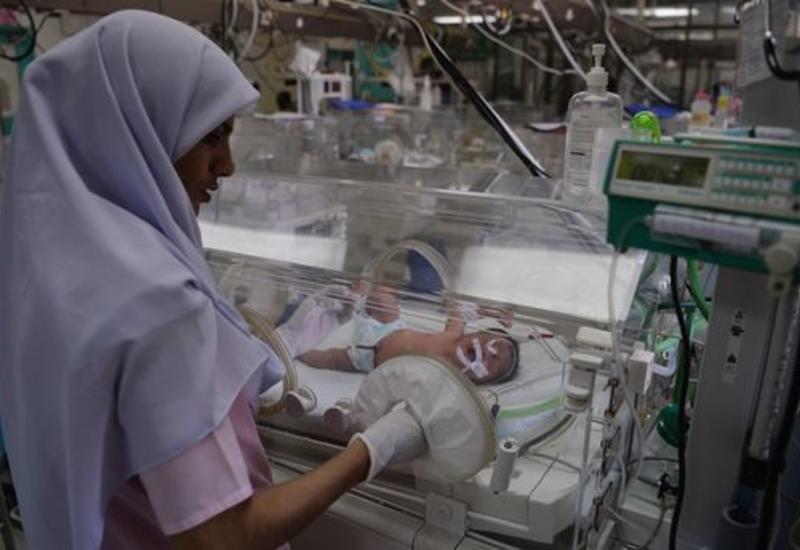 ЮНИСЕФ назвали самую опасную страну для новорожденных
