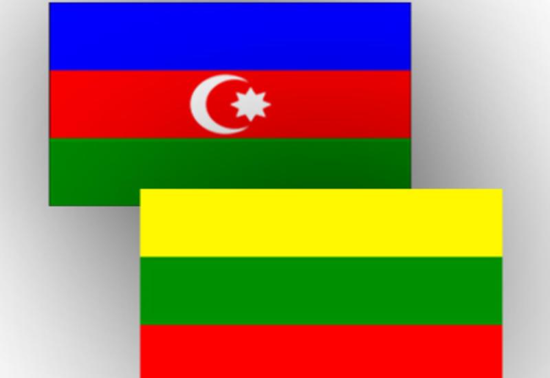 """Азербайджан и Литва имеют большой потенциал для взаимовыгодного сотрудничества <span class=""""color_red"""">- ЗАЯВЛЕНИЕ</span>"""
