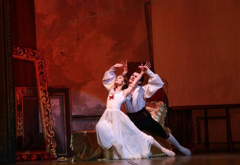 """В Театре оперы и балета состоится вторая премьера балета """"Гойя"""""""