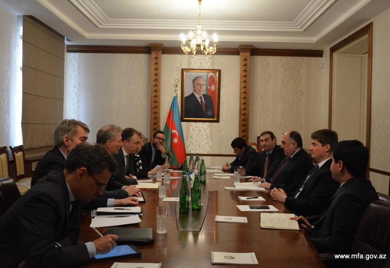 В Баку обсудили отношения между Азербайджаном и ЕС