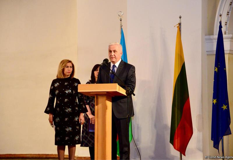 "Азербайджан - важный партнер Литвы <span class=""color_red"">- ФОТО</span>"