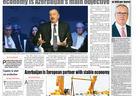 """Вышел очередной печатный номер онлайн-газеты Azernews <span class=""""color_red"""">- ФОТО</span>"""