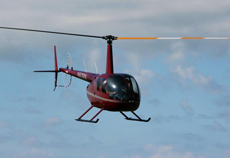 В Эквадоре рухнул вертолет, есть погибшие