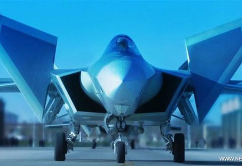Армия Китая получила новый истребитель-невидимку