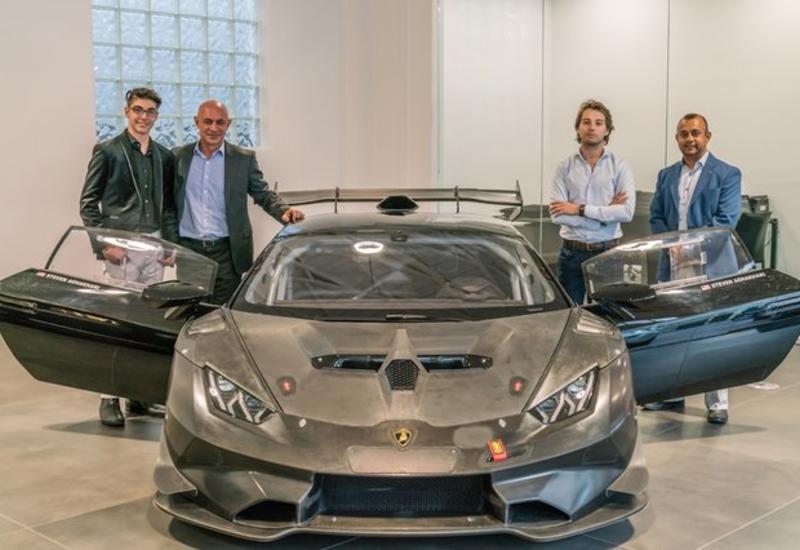 "14-летний школьник стал первым владельцем гоночного Lamborghini Huracan <span class=""color_red"">- ФОТО</span>"