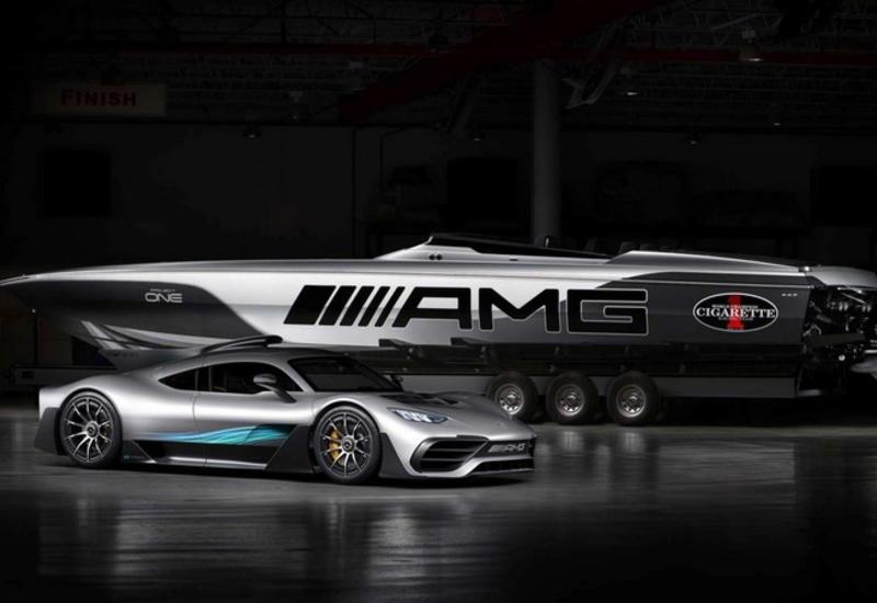 "Корабелы и Mercedes-AMG построили суперлодку мощностью более 3000 ""сил"" <span class=""color_red"">- ФОТО</span>"