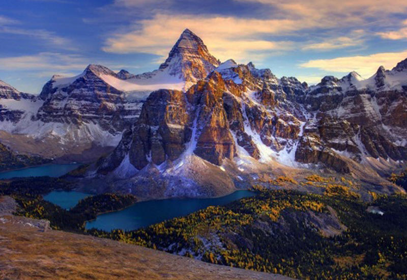 8 самых интересных мест туристических мест