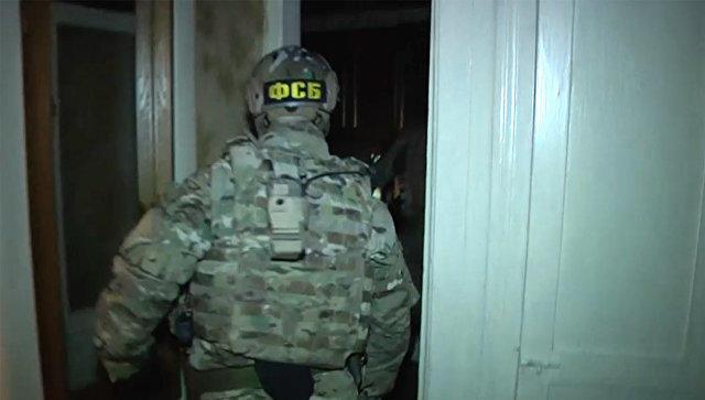 ФСБ информирует озадержании мигранта, готовившего теракт вПетербурге
