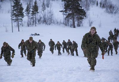 """Американские военные готовятся к войне с Россией? <span class=""""color_red"""">- ФОТО</span>"""