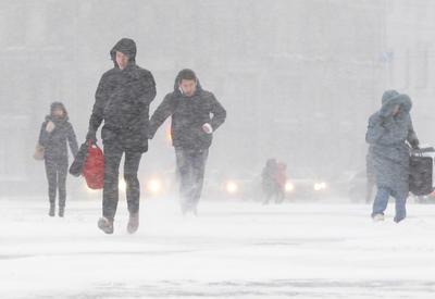 В Москву пришел аномальный холод