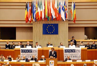 Азербайджанские депутаты принимают участие в зимней сессии ПАСЕ