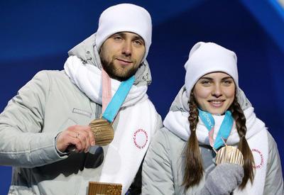 Россиянин лишен бронзовой медали на зимней Олимпиаде