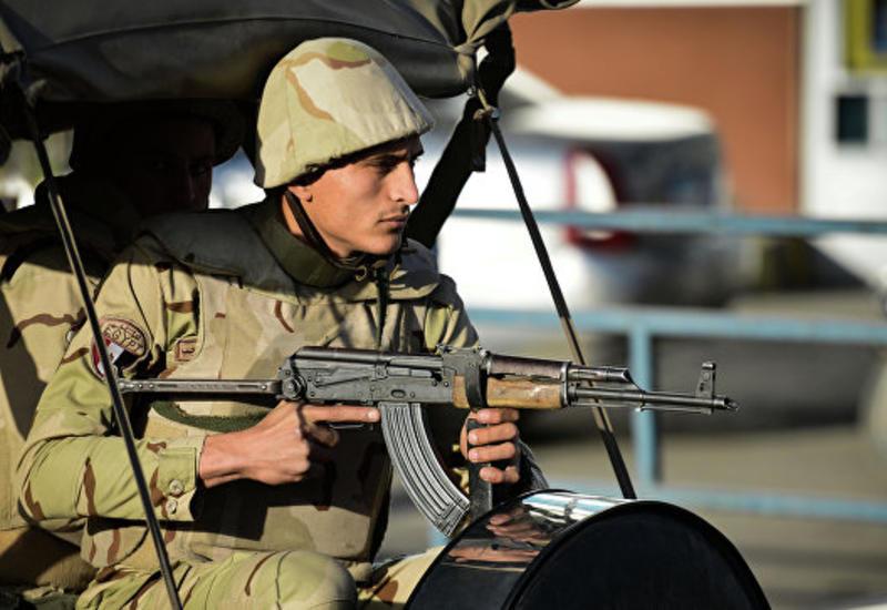 Антитеррористическая операция в Египте: уничтожен 71 экстремист