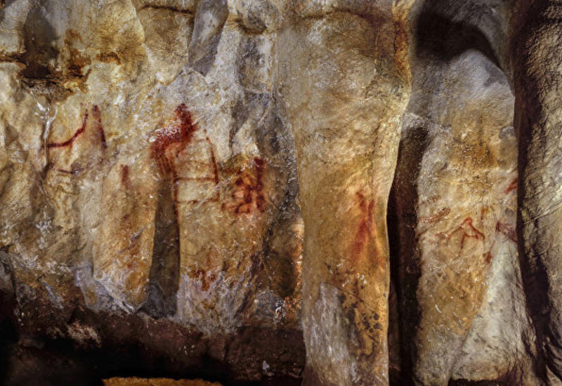 """Ученые: первые картины мира нарисовали неандертальцы <span class=""""color_red"""">- ФОТО</span>"""