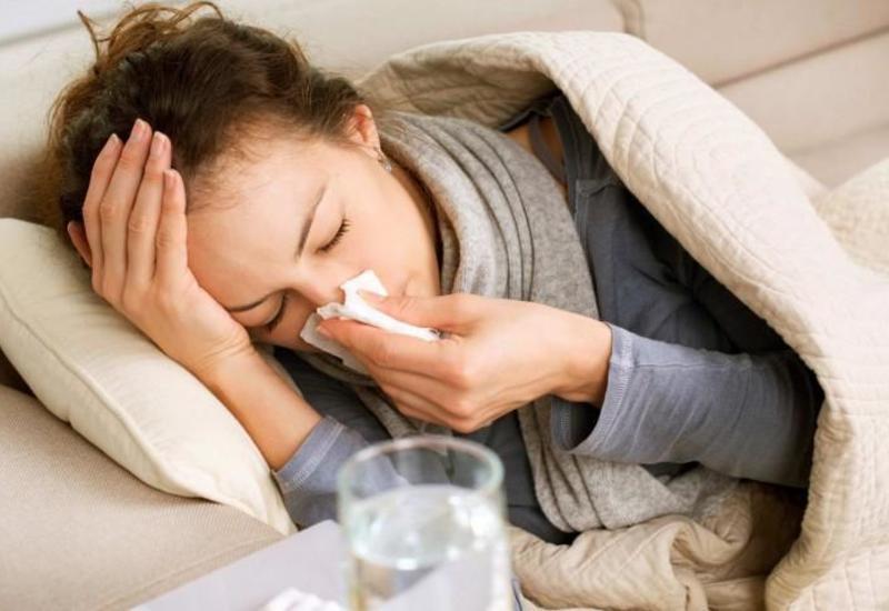 Минздрав Азербайджана усилил меры из-за вируса гриппа