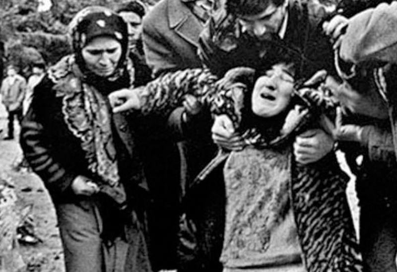 Истребившие в Ходжалы 613 человек армяне не имеют права говорить о Сумгайыте