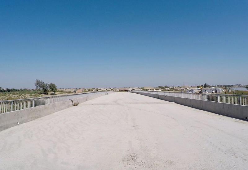 В Азербайджане в 2018 появятся новые мосты и дороги