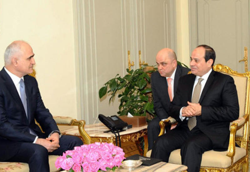 Египет готов сотрудничать с Азербайджаном во всех сферах