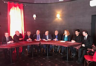 """В Беларуси проведено мероприятие, посвященное Ходжалинскому геноциду <span class=""""color_red"""">- ФОТО</span>"""