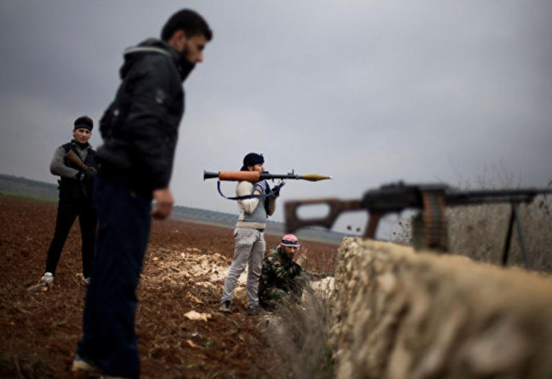 Боевики обстреляли Дамаск