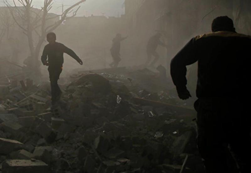 Больница Дамаска подверглась ракетному обстрелу боевиков